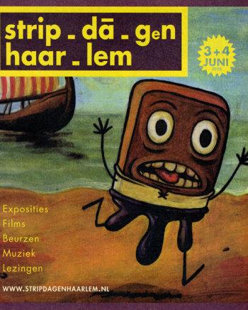 Stripdagen Haarlem 2006