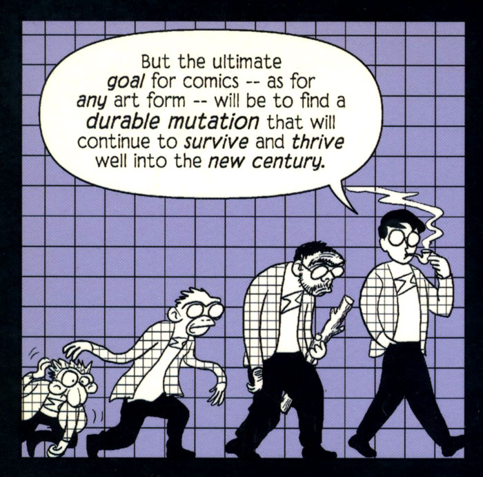 Scott McCloud Reinventing Comics