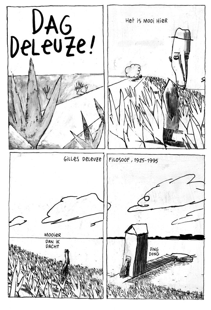 Tot ziens, Deleuze! Martin tom Dieck